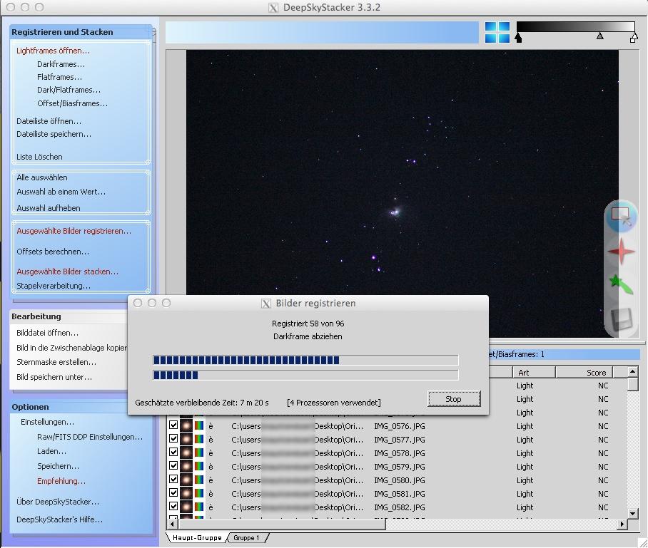 sternbilder erkennen app für windows